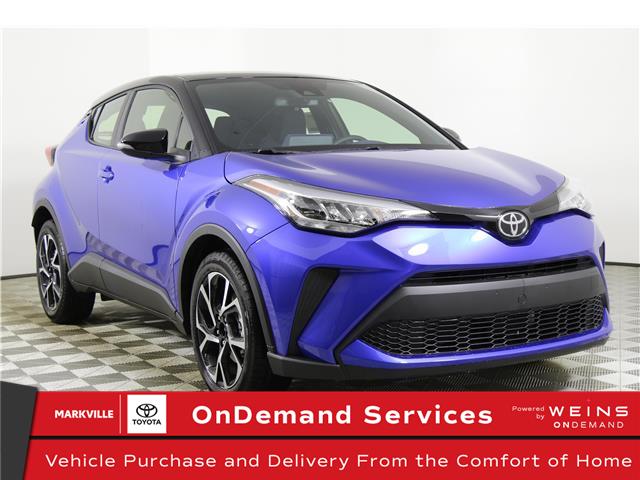 2021 Toyota C-HR XLE Premium (Stk: 103265) in Markham - Image 1 of 25