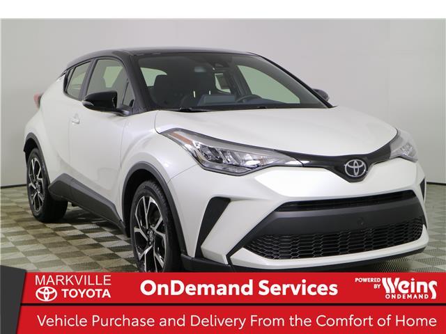 2021 Toyota C-HR XLE Premium (Stk: 103241) in Markham - Image 1 of 26