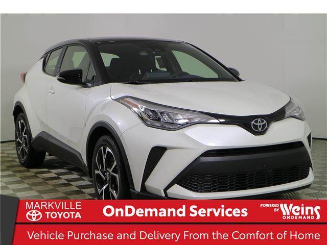 2021 Toyota C-HR XLE Premium (Stk: 103293) in Markham - Image 1 of 26