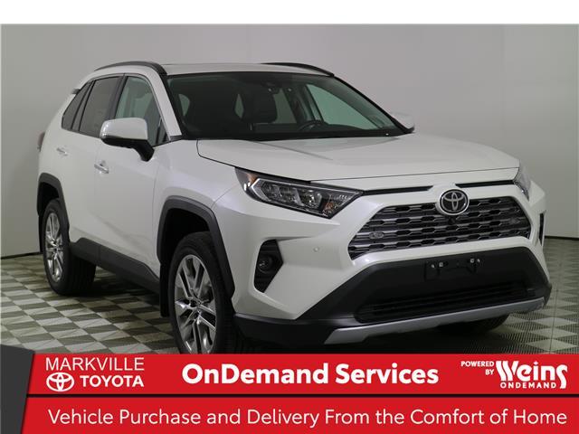 2021 Toyota RAV4 Limited (Stk: 103375) in Markham - Image 1 of 27