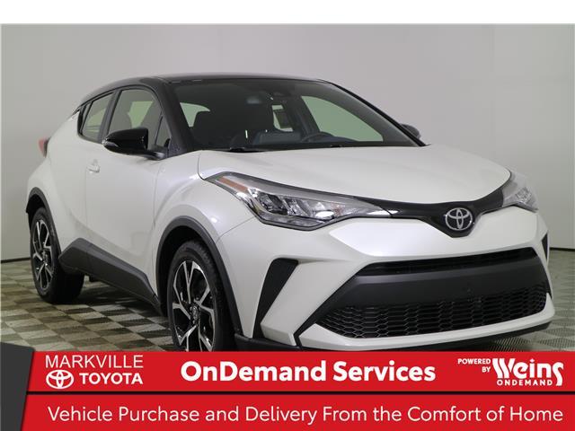 2021 Toyota C-HR XLE Premium (Stk: 103345) in Markham - Image 1 of 26