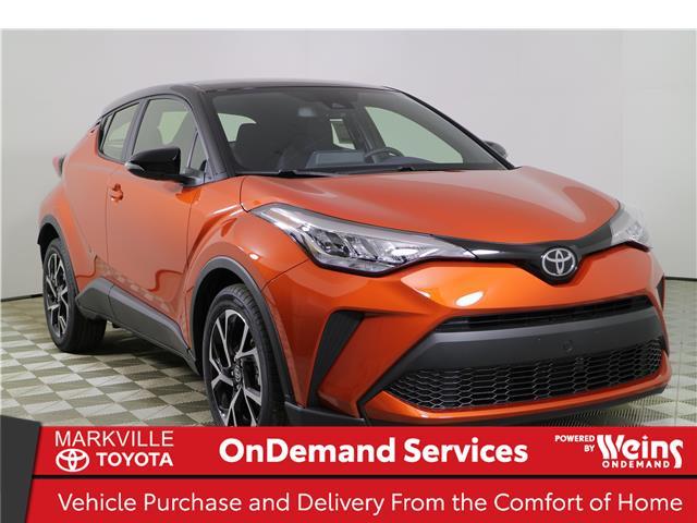 2021 Toyota C-HR XLE Premium (Stk: 103264) in Markham - Image 1 of 25