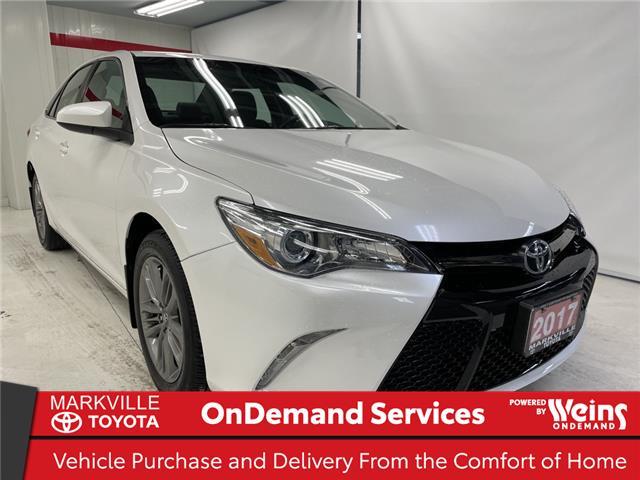 2017 Toyota Camry SE (Stk: 38072U) in Markham - Image 1 of 19