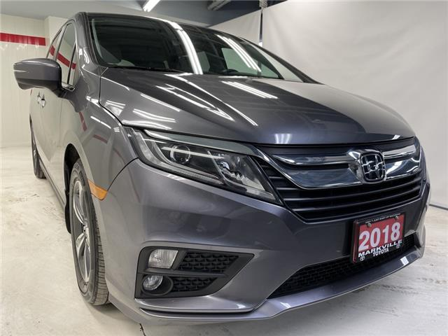 2018 Honda Odyssey EX (Stk: 38131U) in Markham - Image 1 of 28
