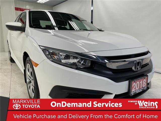2018 Honda Civic LX (Stk: 38152U) in Markham - Image 1 of 20
