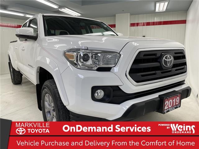 2019 Toyota Tacoma SR5 V6 (Stk: 38145U) in Markham - Image 1 of 17