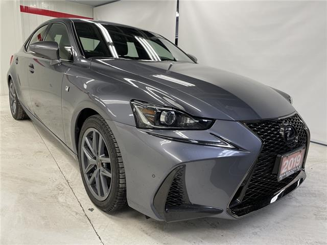 2019 Lexus IS 300 Base (Stk: 38179U) in Markham - Image 1 of 26