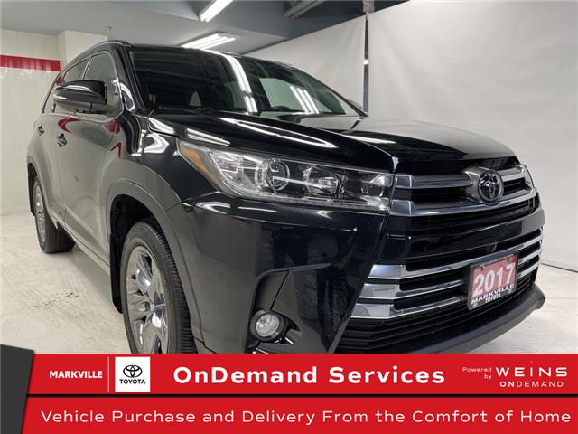 2017 Toyota Highlander Limited (Stk: 38220U) in Markham - Image 1 of 27