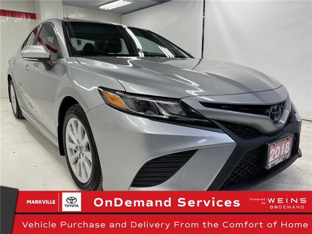 2018 Toyota Camry SE (Stk: 38212U) in Markham - Image 1 of 18