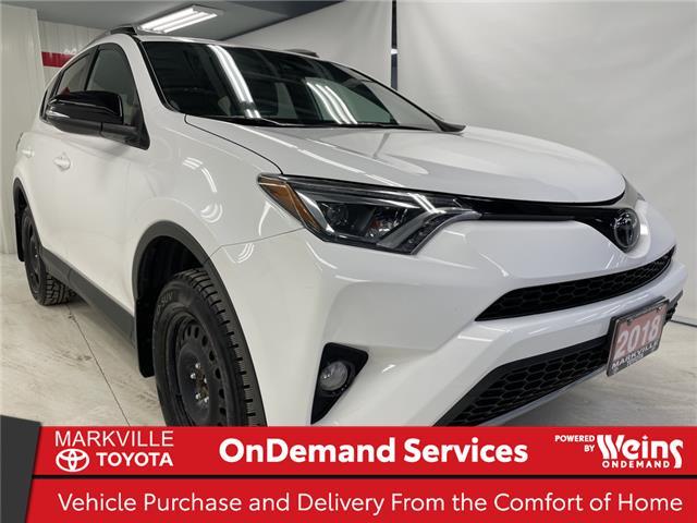 2018 Toyota RAV4 SE (Stk: 38250U) in Markham - Image 1 of 25