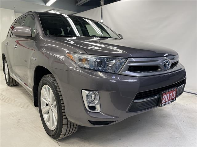 2013 Toyota Highlander Hybrid Base (Stk: 38255U) in Markham - Image 1 of 23