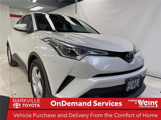2018 Toyota C-HR XLE (Stk: 38271U) in Markham - Image 1 of 23