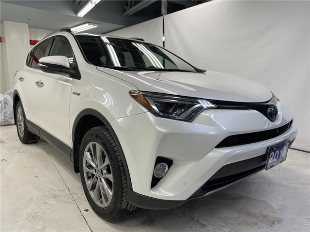 2018 Toyota RAV4 Hybrid Limited (Stk: 38323U) in Markham - Image 1 of 29