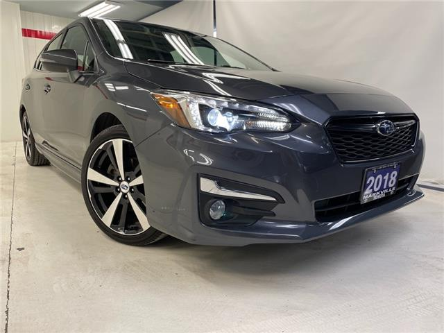 2018 Subaru Impreza Sport-tech (Stk: 38303U) in Markham - Image 1 of 30