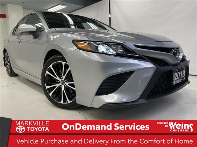 2018 Toyota Camry SE (Stk: 38341U) in Markham - Image 1 of 29