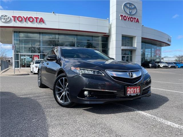 2016 Acura TLX Elite (Stk: 38468U) in Markham - Image 1 of 29