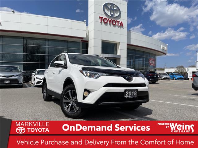 2018 Toyota RAV4 XLE (Stk: 38474U) in Markham - Image 1 of 29