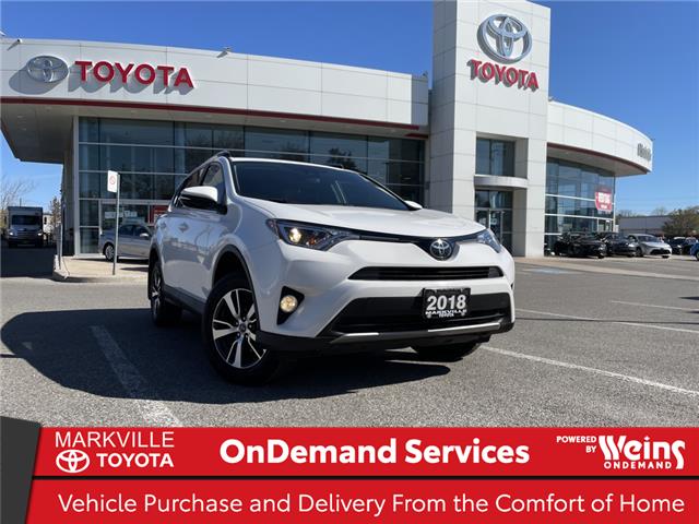 2018 Toyota RAV4 XLE (Stk: 38440U) in Markham - Image 1 of 29