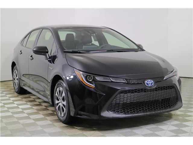 2021 Toyota Corolla Hybrid Base w/Li Battery (Stk: 112378) in Markham - Image 1 of 25