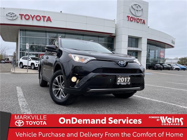 2017 Toyota RAV4 Hybrid LE+ (Stk: 38430U) in Markham - Image 1 of 28