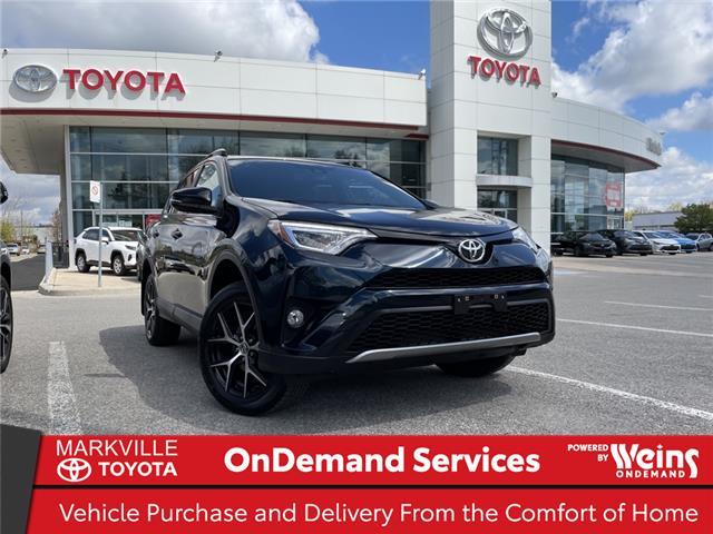 2018 Toyota RAV4 SE (Stk: 38489U) in Markham - Image 1 of 30