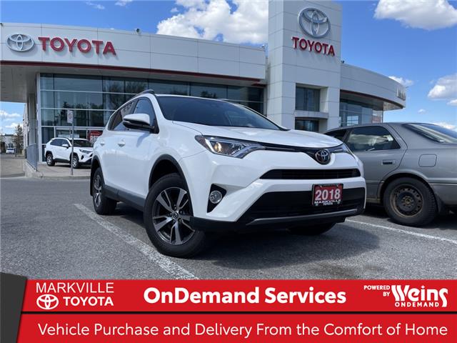 2018 Toyota RAV4 XLE (Stk: 38369U) in Markham - Image 1 of 28
