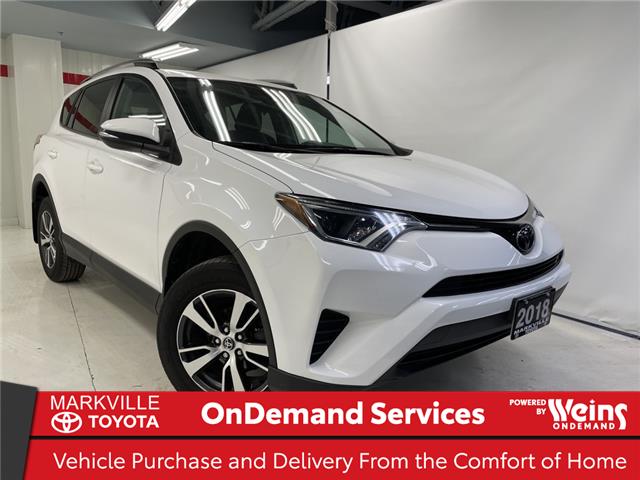 2018 Toyota RAV4 LE (Stk: 38584U) in Markham - Image 1 of 25