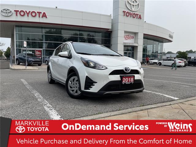 2018 Toyota Prius C Base (Stk: 38829U) in Markham - Image 1 of 25