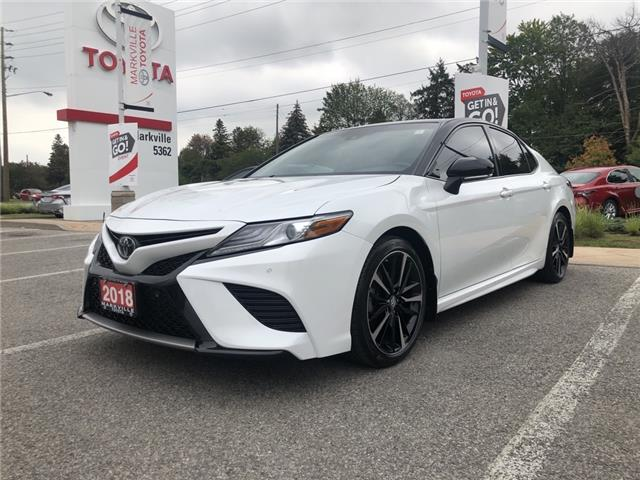 2018 Toyota Camry XSE (Stk: 11100352A) in Markham - Image 1 of 26