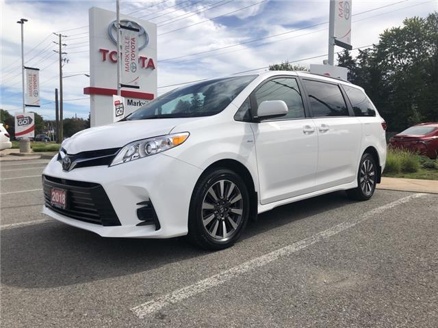 2018 Toyota Sienna LE 7-Passenger (Stk: 11100351A) in Markham - Image 1 of 25