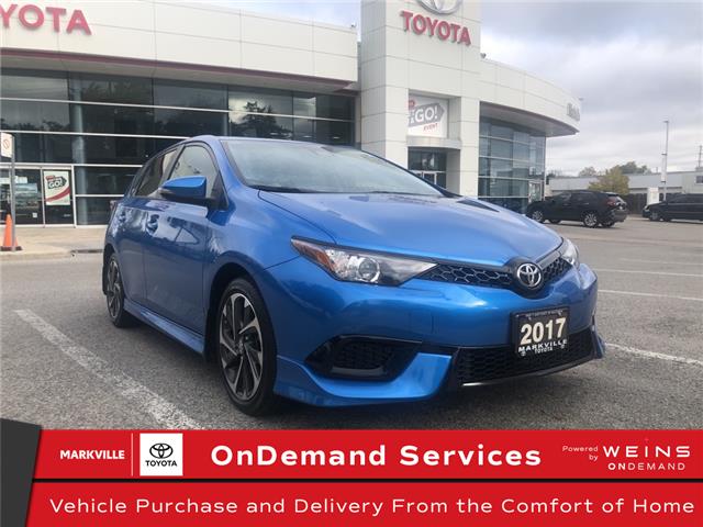 2017 Toyota Corolla iM Base (Stk: 11U1124) in Markham - Image 1 of 23