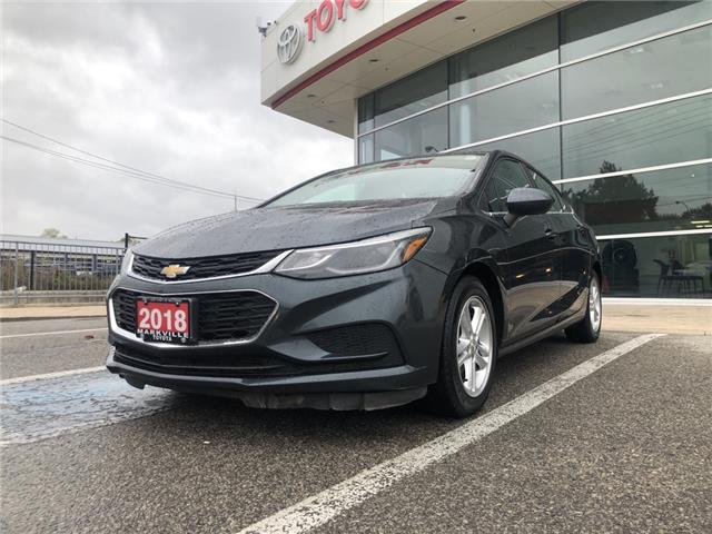 2018 Chevrolet Cruze LT Auto (Stk: 11100319A) in Markham - Image 1 of 25
