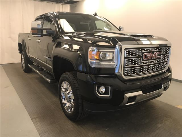 2018 GMC Sierra 2500HD Denali (Stk: 188752) in Lethbridge - Image 1 of 27