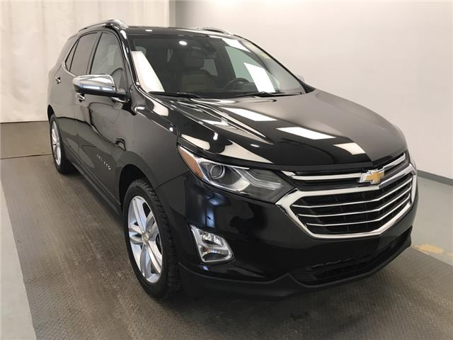 2018 Chevrolet Equinox Premier (Stk: 214358) in Lethbridge - Image 1 of 28