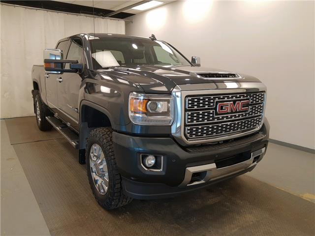 2018 GMC Sierra 2500HD Denali (Stk: 188696) in Lethbridge - Image 1 of 29
