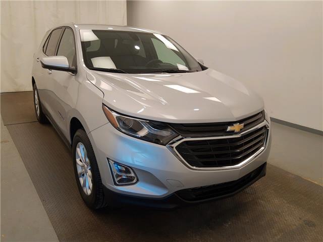 2018 Chevrolet Equinox 1LT 2GNAXSEV4J6233637 214784 in Lethbridge