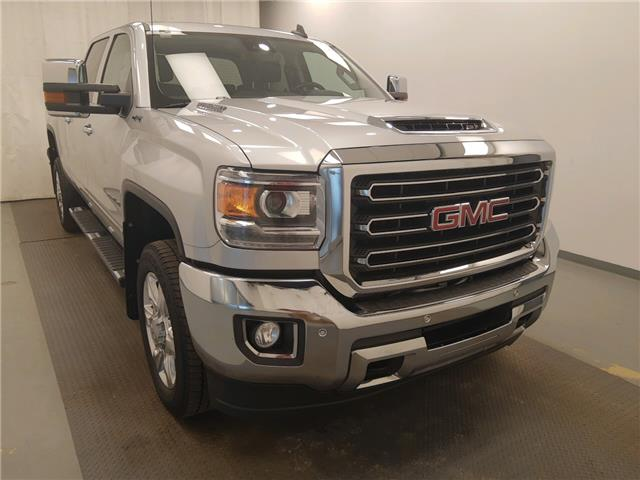 2019 GMC Sierra 2500HD SLT (Stk: 203726) in Lethbridge - Image 1 of 29
