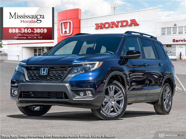 2019 Honda Passport EX-L (Stk: 326228) in Mississauga - Image 1 of 23
