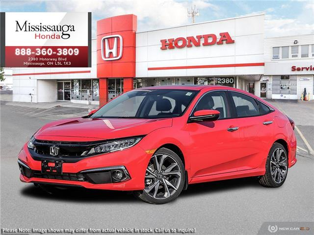 2019 Honda Civic Touring (Stk: 326721) in Mississauga - Image 1 of 23