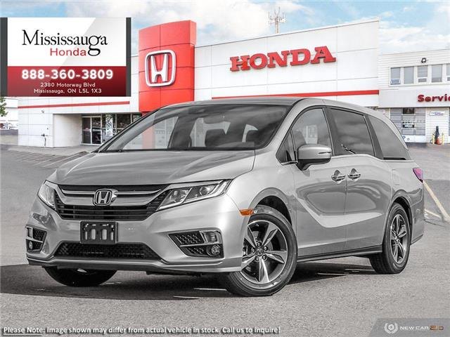 2020 Honda Odyssey EX-L RES (Stk: 327177) in Mississauga - Image 1 of 23
