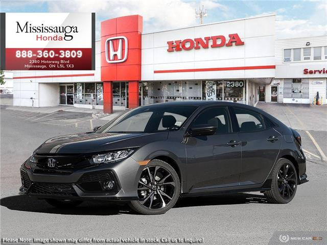 2020 Honda Civic Sport (Stk: 327657) in Mississauga - Image 1 of 22
