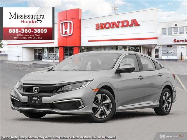 2020 Honda Civic LX (Stk: 327770) in Mississauga - Image 1 of 23