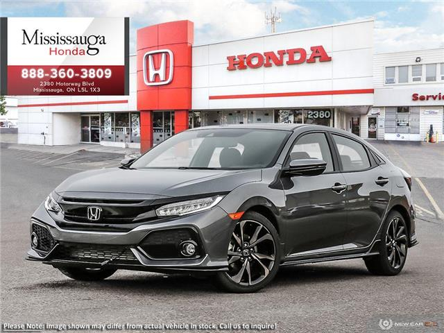 2020 Honda Civic Sport Touring (Stk: 327790) in Mississauga - Image 1 of 23