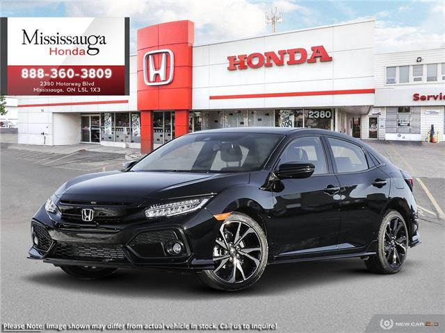 2020 Honda Civic Sport Touring (Stk: 327797) in Mississauga - Image 1 of 23