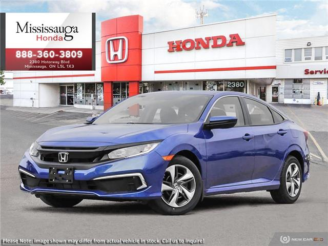 2020 Honda Civic LX (Stk: 327780) in Mississauga - Image 1 of 23