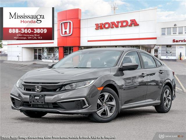 2020 Honda Civic LX (Stk: 327777) in Mississauga - Image 1 of 23