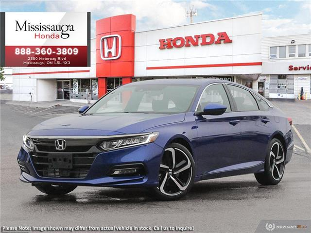 2020 Honda Accord Sport 1.5T (Stk: 327834) in Mississauga - Image 1 of 23