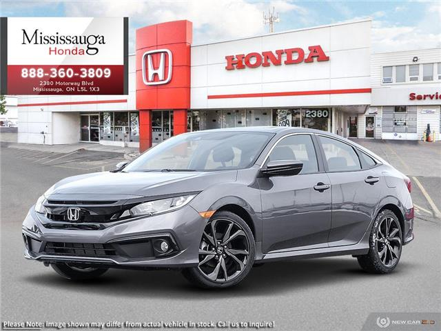 2020 Honda Civic Sport (Stk: 327821) in Mississauga - Image 1 of 23