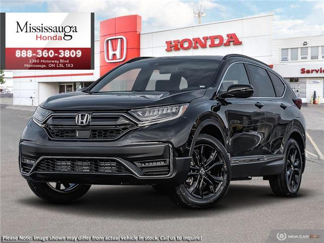 2020 Honda CR-V Black Edition (Stk: 327833) in Mississauga - Image 1 of 23