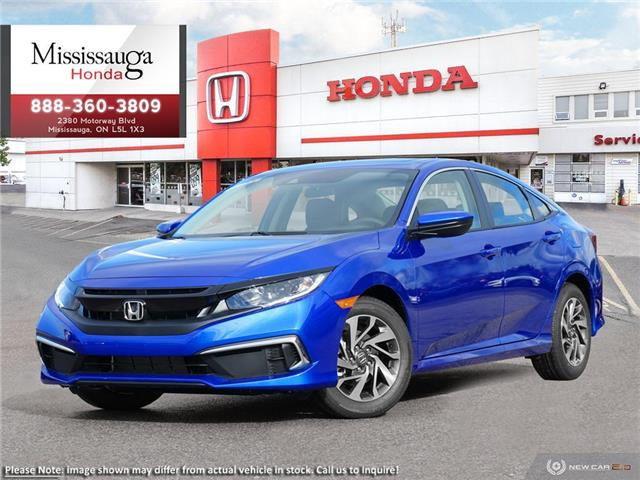 2020 Honda Civic EX (Stk: 327862) in Mississauga - Image 1 of 23